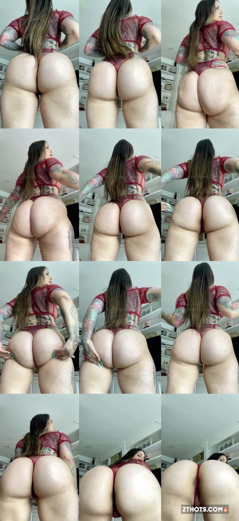 Giuliana Shaking Ass